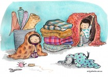 nicky-johnston-illustration-52 week-challenge-fabric