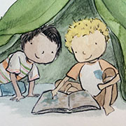 Childrens-book-helping-kids-with-anxiety-by-Nicky-Johnston