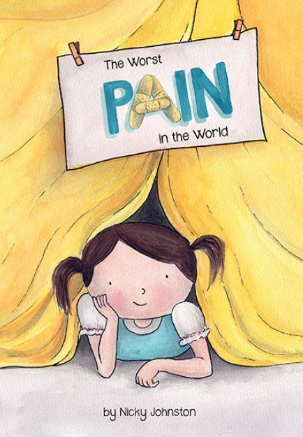 The-worst-pain-in-the-world-juvenile-arthritis-by-Nicky-Johnston