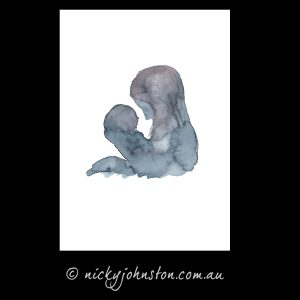 mother-baby-giclee-print-nicky-johnston