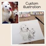 nicky-johnston-illustration-52 week-challenge-childhood-custom-portrait