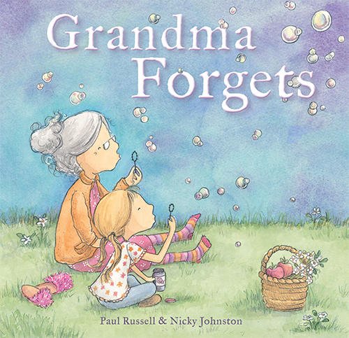 grandma-forgets-cover-nicky-johnston-paul-russell